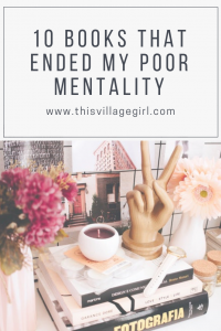 books that ended my poor mentality