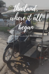 First solo female travel
