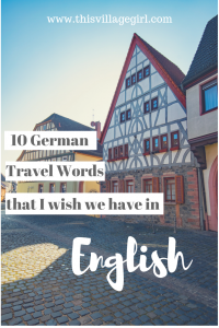 Beautiful german words