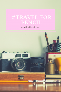 Travel for pencil