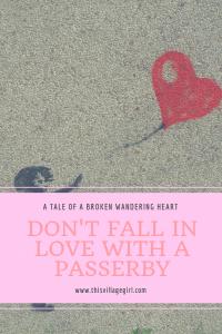 a tale of wandering broken heart