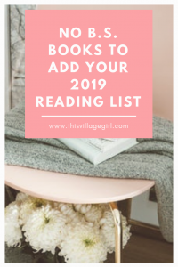 Books that will rock your 2019