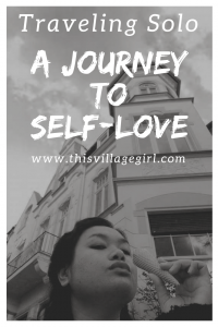 Traveling Solo a journey to self love