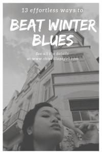 13 ways to beat winter depression