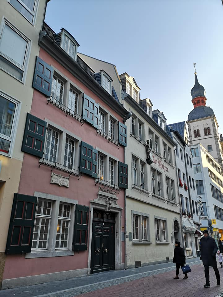 Beethoven's Birth House, Bonn, Germany