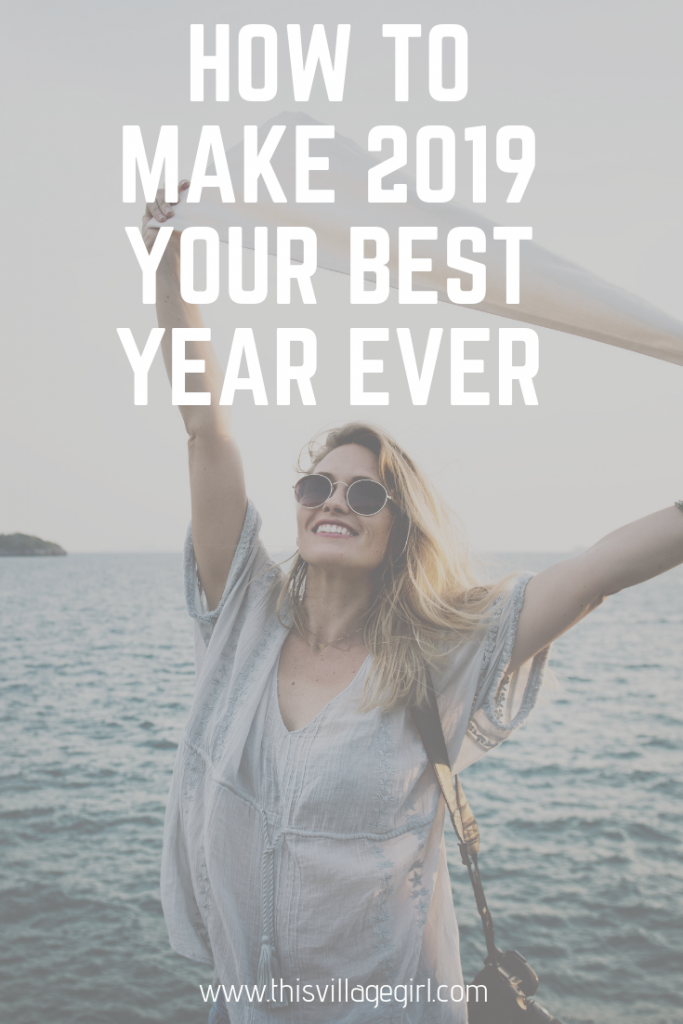 How to stop wasting your time and make 2019 your best year ever