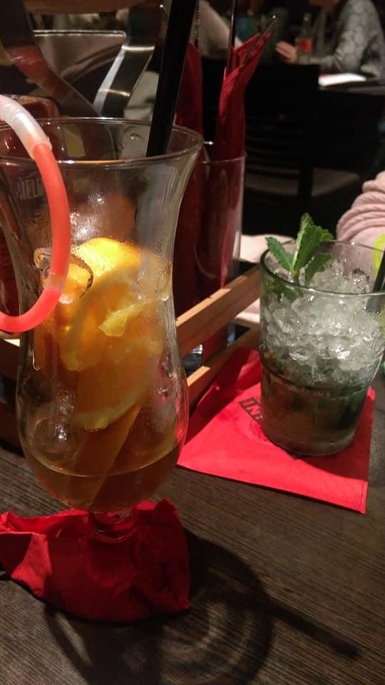 Herr Lehmann's cocktails