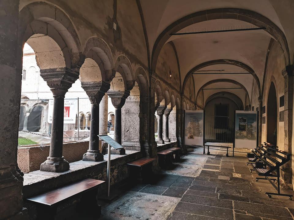 Kreuzgang Bonner Münster (The Medieval Cloister)