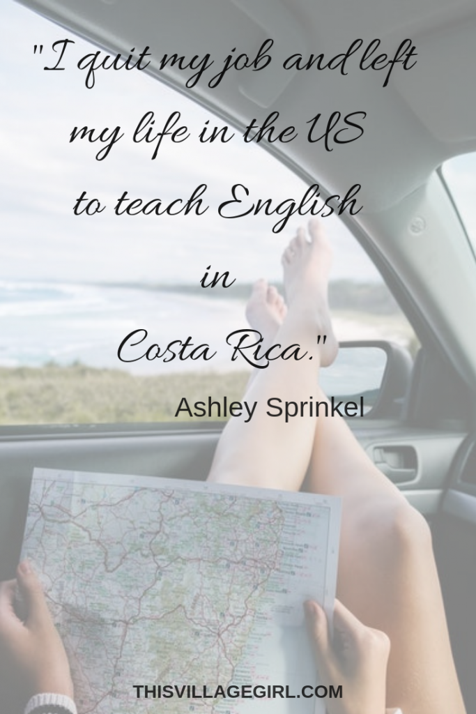 Experiences Living Abroad and How They Changed Me.