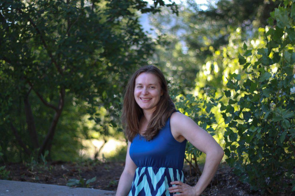 Heather LeGuilloux of www.heatherleguilloux.ca