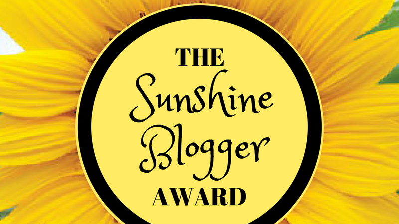 This Village Girl's Nomination to The Sunshine Blogger Award