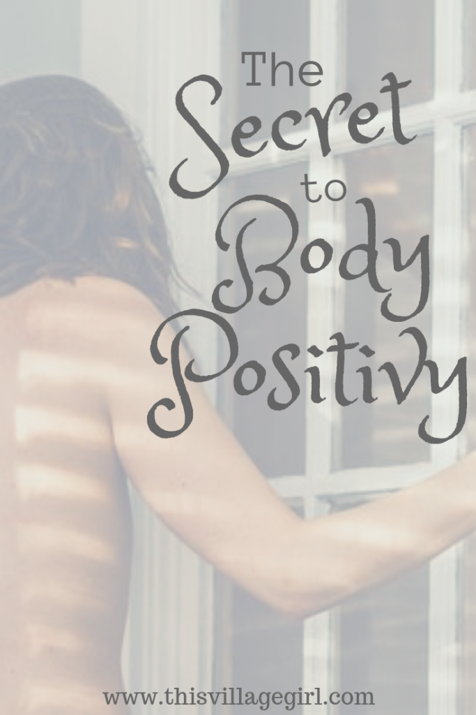 How to be Body Positive