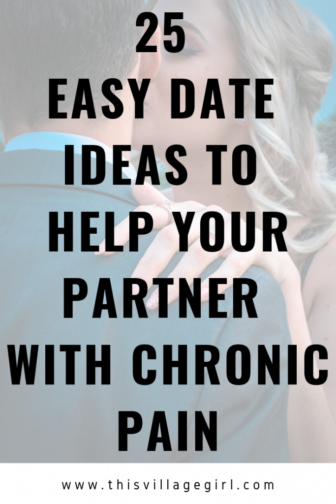 How to be Intimate When you Live with Chronic Pain