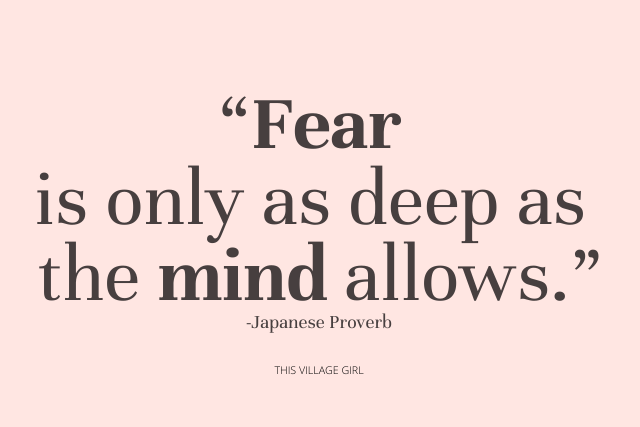 30 Motivational Quotes to Help you Overcome Fears