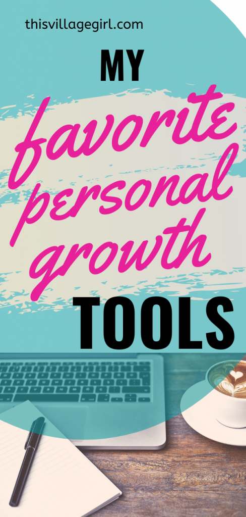 Personal Growth Tools