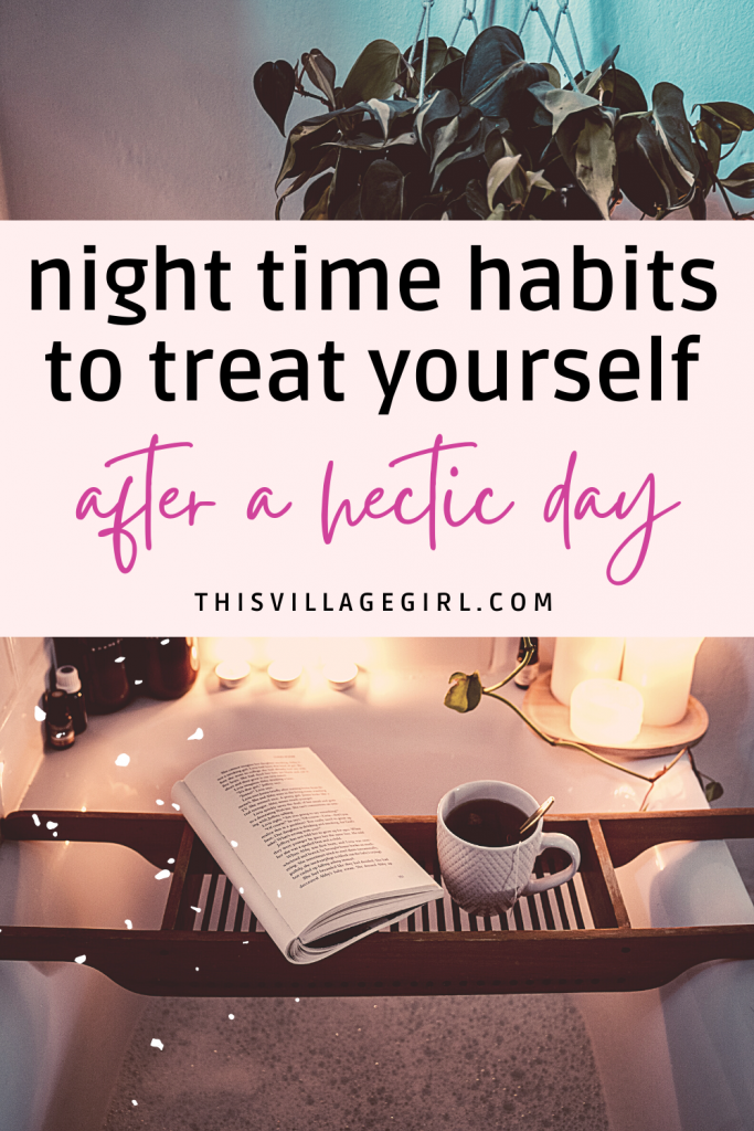 The Evening Routine that Helps me Fight Anxiety